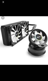 Cryorig A40 Ultimate - CPU Liquid Cooler for Intel and AMD