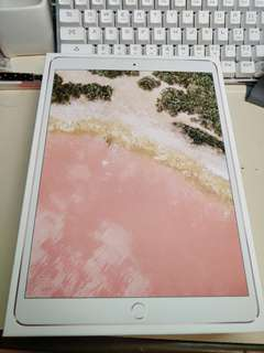 Ipad pro 10.5 64gb 有apple care plus 連smart cover