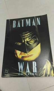 DC Batman comic