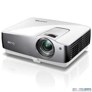 Benq 1080p projector w1200 投影機