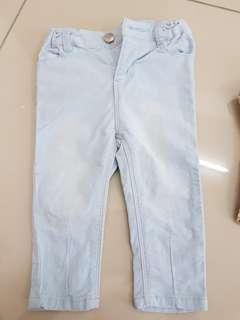 Poney Baby Girl Jeans