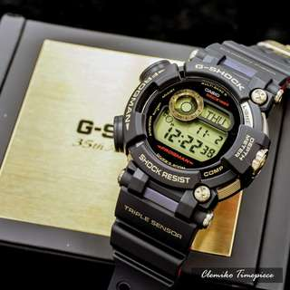 "Casio G-shock ""GWF-D1035B-1"" ( 35th Anniversary Limited Edition / Made in Japan / GWF-D1035B-1DR )(可簽卡/可分期/現金交易優惠)06/14"