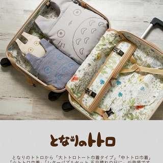 日本郵局限定 - 龍貓索繩袋