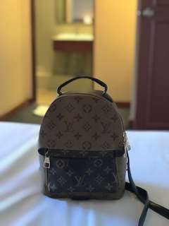 LV backpack or slingback