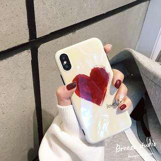 Heart iPhone Case