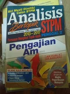 Soalan STPM Pengajian Am sem 2