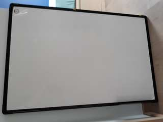 60 x 90cm Magnetic Whiteboard