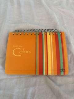 King Jim Colorado Notebook