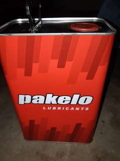 Pakelo engine oil
