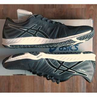 ASICS FuzeX TR Cross-Trainer Training Shoe Black Men Size 9 US