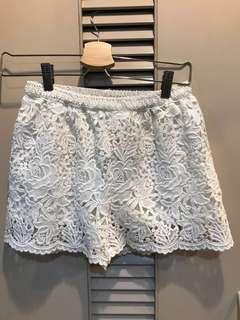 🚚 蕾絲短褲