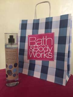 Bath and Body Works Wildberry and Chamomile Fragrance Mist