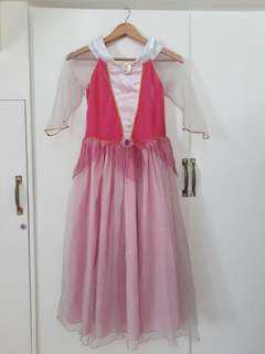 Disney Princess Aurora Costume Dress