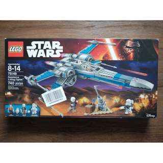 LEGO Star Wars Resistance X-Wing Fighter 75149 (Building Block Toy)