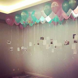 Premium Package - Standard Ceiling Balloons