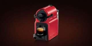 Nespresso Innisia (ruby red)