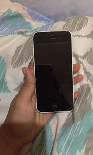RUSH iPhone 5C for sale!!