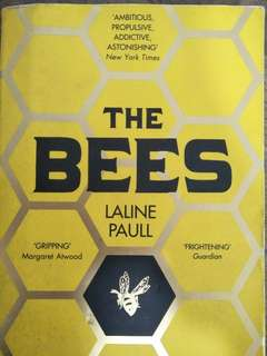 the bees novel (2nd hand)