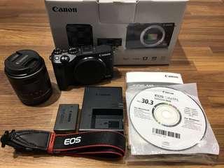 🚚 曙光數位 Canon EOS M3  18-55mm