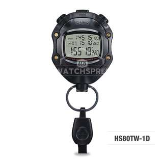 FREE DELIVERY *CASIO GENUINE* [HS80TW-1D] 100% Authentic with 1 Year Warranty! HS-80TW1D HS-80TW-1D HS80TW1D