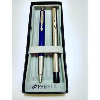 Parker Stainless Steel Ballpoint Pens