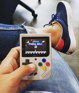 BNIB BittBoy retro pocket NES Nintendo gameboy (black red) RRP $89