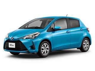 Toyota Vitz Hybrid 1.5 A