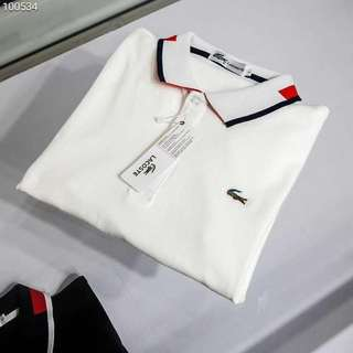 LACOSTE collar