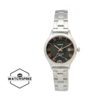FREE DELIVERY *CASIO GENUINE* [LTPE142D-1A] 100% Authentic with 1 Year Warranty! LTP-E142D1A LTP-E142D-1A LTPE142D1A