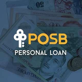 POSB Personal Loan