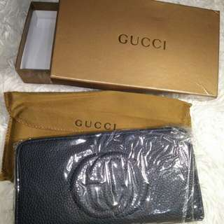 Hi ene quality gucci wallet