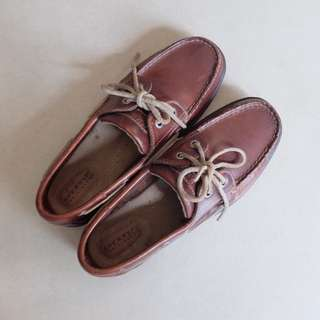 Authentic Pre-Loved Sperry Topsiders