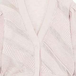 2018年5月款FURFUR 不規則紋針織外套 RWNT182009