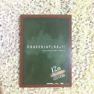Bob Ong ABNKKBSNPLAKo?! 12th Anniversary Edition
