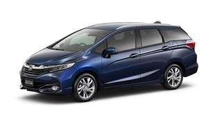 Honda Shuttle Hybrid Auto 1.5
