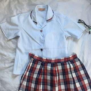 Perpetual Calamba Uniform