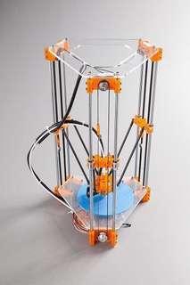 3D Printer Rostock Delta