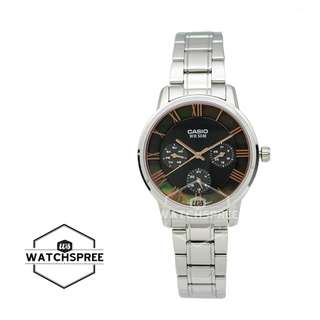 FREE DELIVERY *CASIO GENUINE* [LTPE315D-1A] 100% Authentic with 1 Year Warranty! LTP-E315D1A LTP-E315D-1A LTPE315D1A