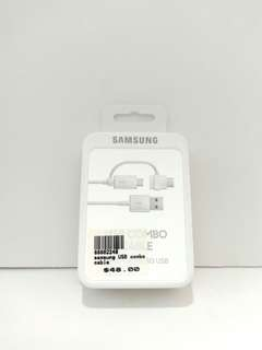 Samsung USB Combo Cable