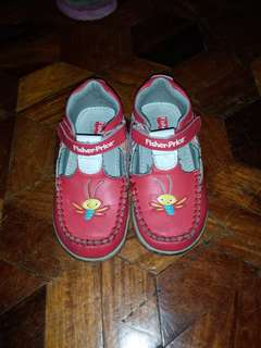 Fisher price shoes