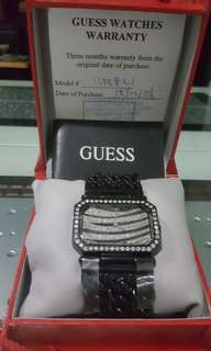 Authentic Guess watch #125381L1