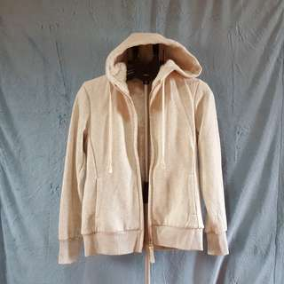UNI QLO Hooded Winter Jacket for Women