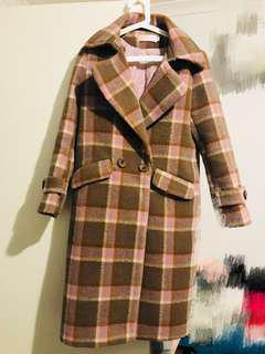 Korean designer brand coat