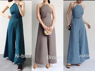 ON HAND Jumpsuit FREE SHIPPING (metro manila)