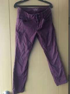 ESPRIT Purple Jeans
