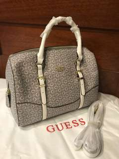 Guess Boston Bag Authentic