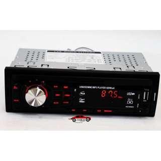 Xplod CDX-GT6306 Single Din USB/SD/MMC/MP3 Player