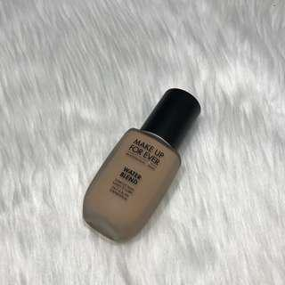 "Make Up For Ever ""WATER BLEND"" Foundation Y305"