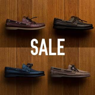 BOAT SHOE FOR SALE