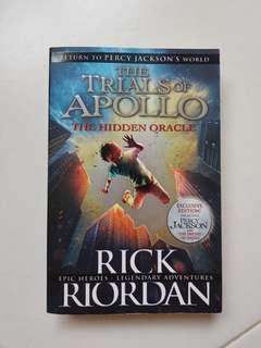 Percy Jackson story book